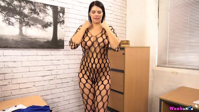 Wankitnow: Kinky Office Slut - (Kylie K) Femdom [SD 540p]