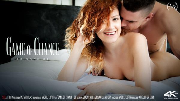 SexArt, MetArt - Stasy Rivera & Maxmilian Dior - Game Of Chance Episode 1 [FullHD, 1080p]