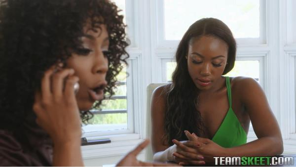 Chanell Heart and Misty Stone - Pussy Payment Plan [Dyked.com / TeamSkeet.com] [FullHD] [2.34 GB]