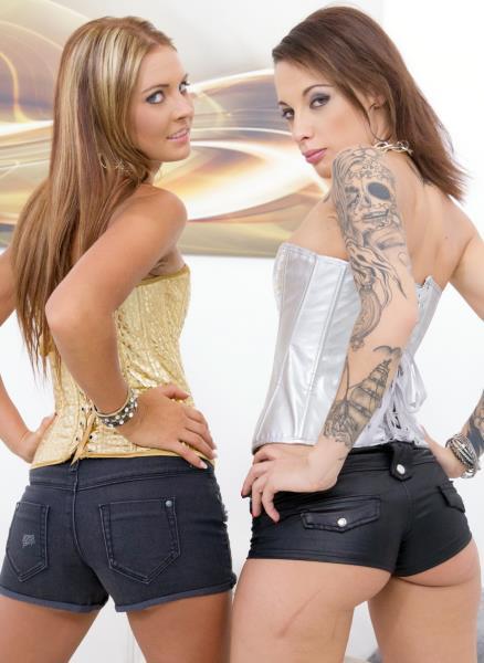 LegalPorno - Nikita Bellucci, Timea Bella - Nikita Belucci  Timea Bella in double anal foursome SZ970 (Group)  [SD / 480p / 876.42 Mb]