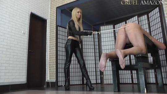 CruelAmazons: Over a Hundred Strokes (HD/720p/548 MB) 12.10.2017
