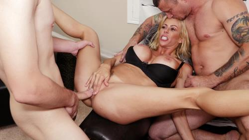 Alexis Fawx - Alexis Fawx Fucks Her Stepson And His Buddy On Halloween Night (29.10.2017/Bang! Confessions / Bang.com/SD/540p)