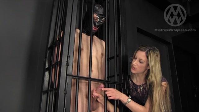 Mistress Nikki Whiplash[WL1231 Edged Spunk Slave] (SD 576p)