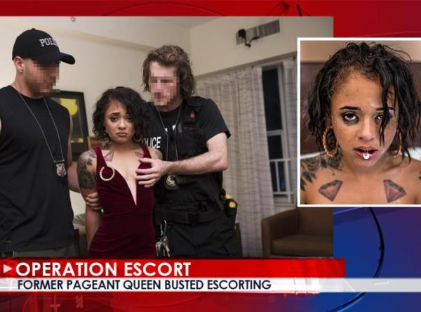 Holly Hendrix - Former Pageant Queen Busted Escorting (OperationEscort.com/FetishNetwork.com) - [FullHD 1080p]