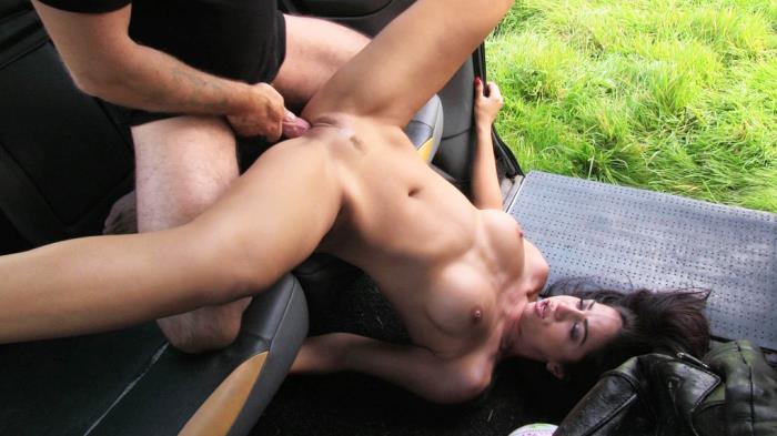 Julia De Lucia - Perfect tits and great arse [FakeTaxi, FakeHub] 480p