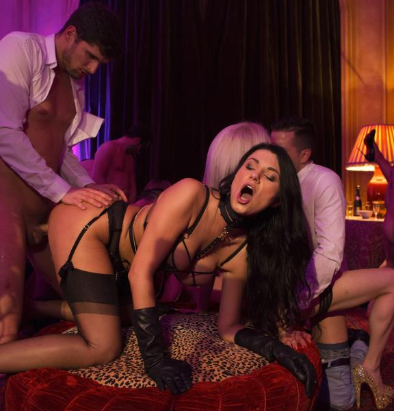 DorcelClub: Ania Kinski - Luxurious orgy with Ania Kinski [HD 720p] (123.58 Mb)