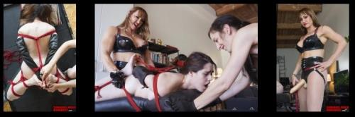 Mistress Miranda, Elise Graves, Katt Anomia - Pushed Around [HD, 720p] [seriousimages.com]