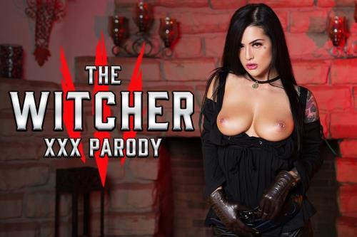 Katrina Jade - The Witcher A XXX Parody (18.10.2017/vrcosplayx.com/3D/VR/2K UHD/1440p)