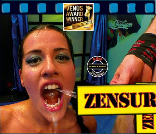 Eveline In A Piss Thunderstorm - Eveline Dellai, Mila Milan (SiteRip/GGG/HD720p)