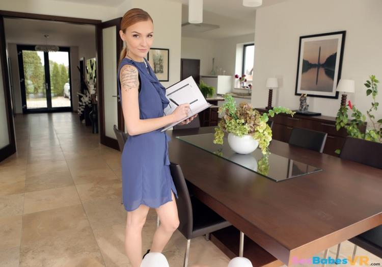 Belle Claire (Naughty Hotel Manager) [SexBabesVR / 2K UHD / 3D VR]