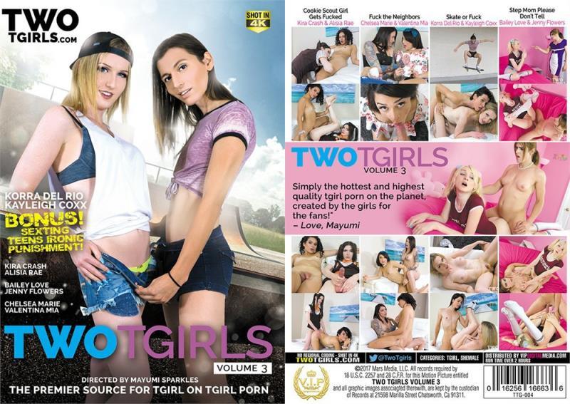 Two TGirls Studios: Two TGirls 3 [HD] (1.02 GB)