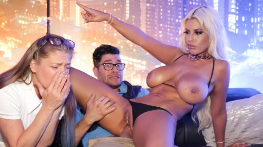BigButtsLikeItBig, Brazzers: Bridgette B - Don't Touch Her 6 (SD/480p/387 MB) 18.10.2017