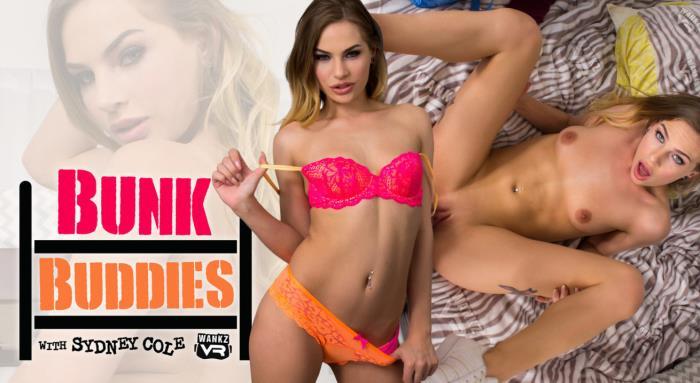 WankzVR.com - Sydney Cole - Bunk Buddies [3D, VR, FullHD, 1080p]