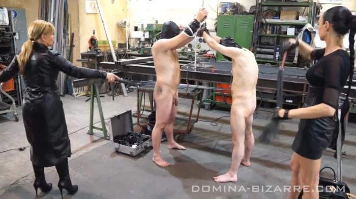 Widerstand ist zwecklos! Teil 1 (Domina-bizarre) HD 720p