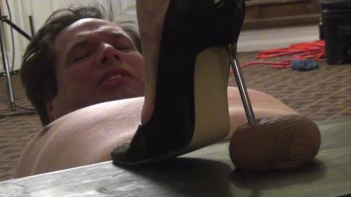 A CRUEL MEETING WITH THE BOARD OF TERROR - Goddess Kyaa (SiteRip/clips4sale/HD720p)