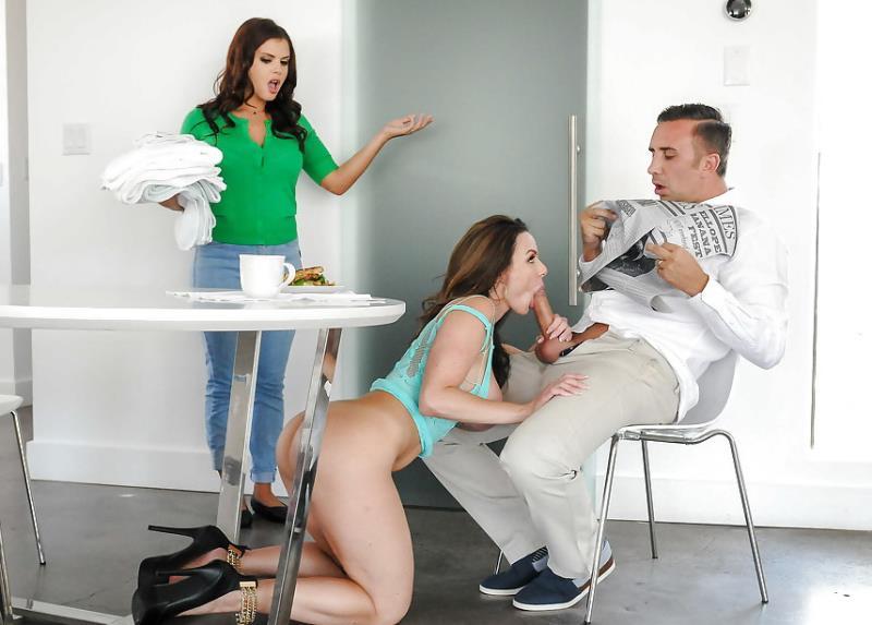 Keisha Grey, Kendra Lust - Adopt A Pornstar (Brazzers) SD 480p