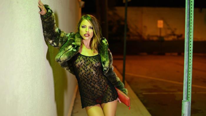 PornstarsLikeItBig.com / Brazzers.com - Adriana Chechik - Stop and Go Hoe [SD, 480p]