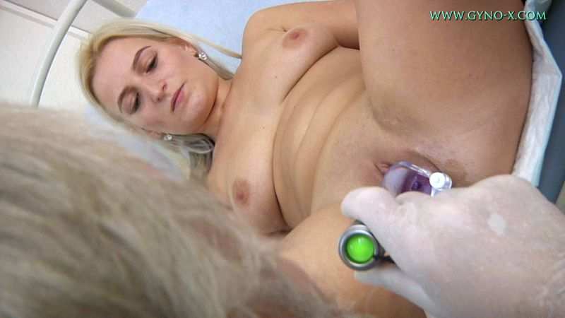 Gyno-X.com: Gyno Exam - Sabina [HD] (1.14 GB)