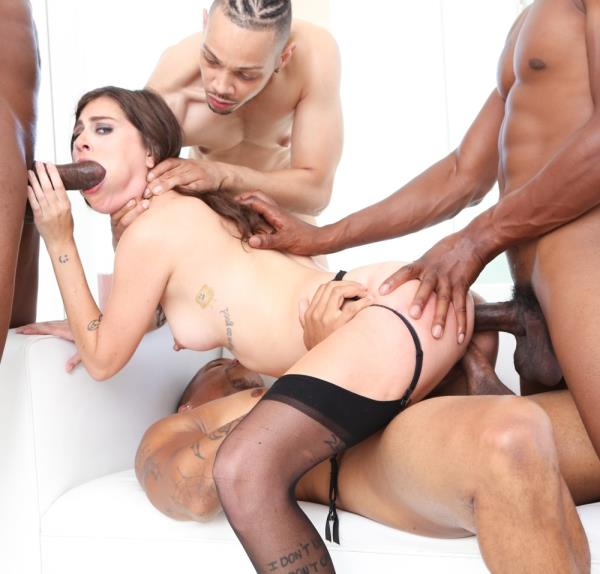 DevilsFilm - Kacie Castle - Blacked Out 8, Scene 1 [HD 720p]