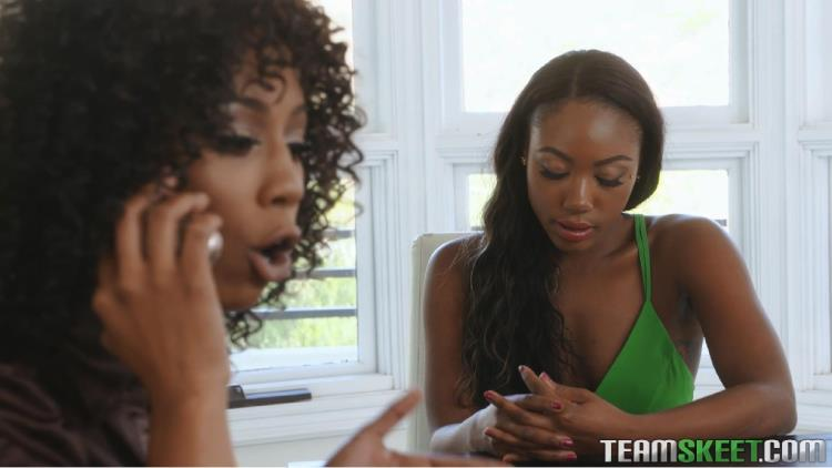 Chanell Heart and Misty Stone (Pussy Payment Plan) [TeamSkeet, Dyked / FullHD]