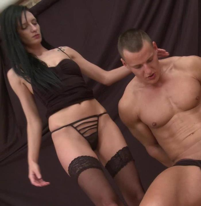 Submissed: Michelle in Thomas and dominatrix [FullHD 1080p] Femdom