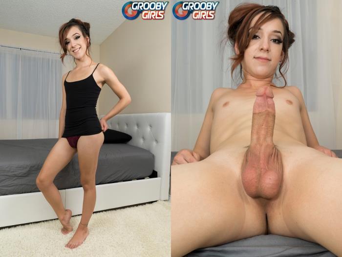 Patrice Hepburn - TS Patrice Hepburn! (GroobyGirls) HD 720p