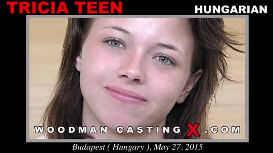WoodmanCastingX: Tricia Teen - Casting Hard (SD/540p/1003 MB) 09.10.2017