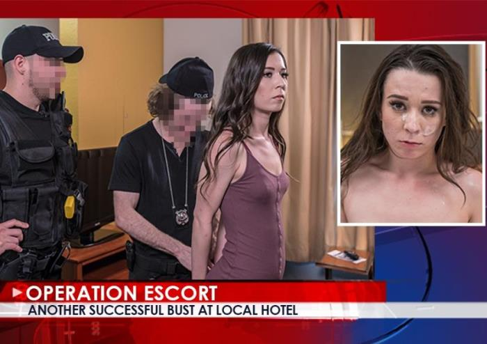 Ariel Grace- Another Successful Bust At Local Hotel - [FullHD 1080p] OperationEscort.com/FetishNetwork.com