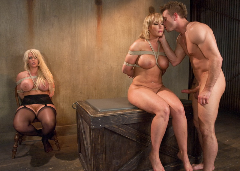 Mellanie Monroe, Alura Jenson, Bill Bailey - Sexual Ransom (Kink) SD 360p
