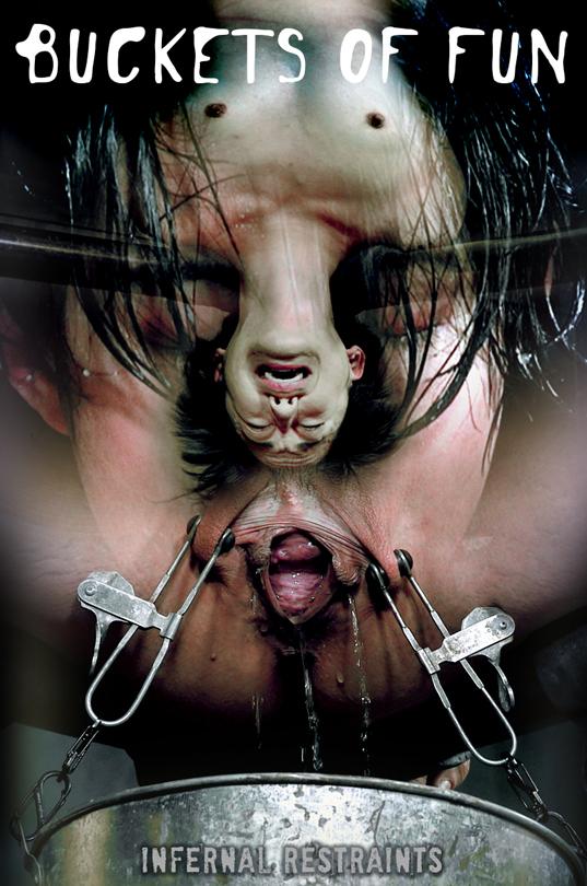 InfernalRestraints - Mia Torro - Buckets of Fun [SD, 480p]
