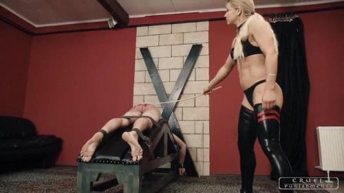 Lady Zita - Mistress Zita Hates Her Slave [HD, 720p] [CruelPunishments.com / Clips4sale.com]