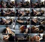 Eliska - Do you want our feet  Admit it [HD, 720p]