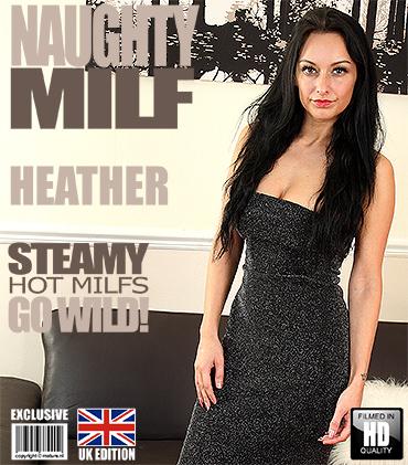 Mature.nl / Mature.eu - Cassie Clarke - British Hot Milf Goes Wild [FullHD, 1080p]
