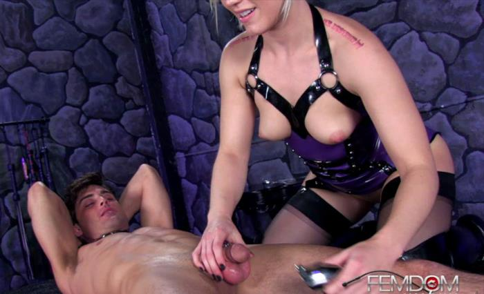 FemdomEmpire: Last Orgasm… Ever - Ash Hollywood [2013] (HD 720p)