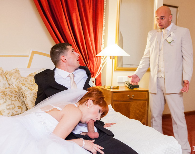 Private: Lucy Bell - Naughty Redheaded Bride Lucy Bell (2013) 404p WebRip