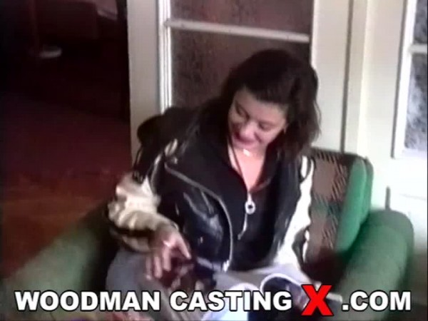 WoodmanCastingX.com: Linda - BTS - DAP in my villa with 3 men [SD] (329 MB)