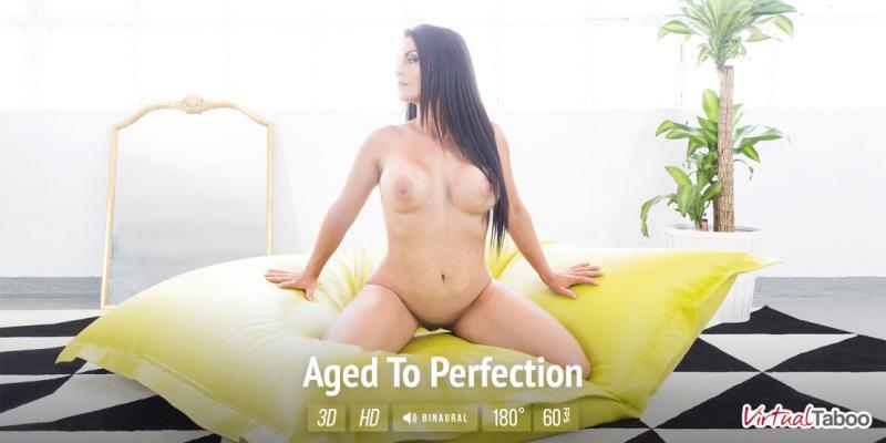 VirtualTaboo.com: Bianka Blue - Aged To Perfection [2K UHD] (1.42 GB) VR Porn