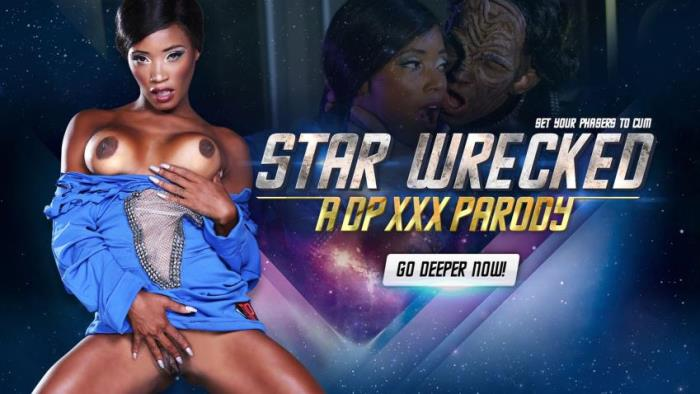 DigitalPlayground: Kiki Minaj - Star Wrecked A DP XXX Parody  [SD 480p] (324.13 Mb)