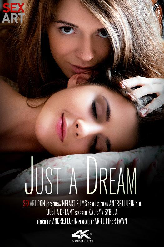 SexArt, MetArt - Kalisy & Sybil A - Just A Dream) - Oct 20 [FullHD, 1080p]
