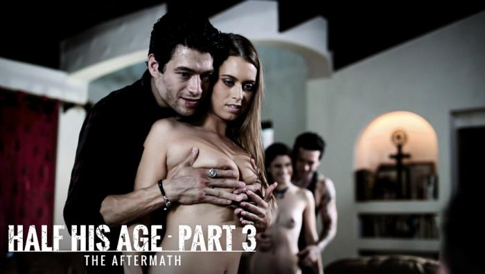 Jill Kassidy, Kristen Scott - Half His Age - Part 3 (PureTaboo) SD 400p