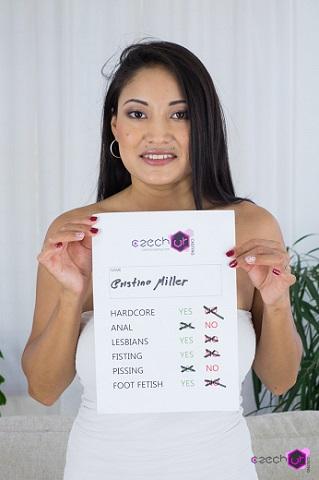 CzechVRCasting, CzechVR - Cristina Miller - Czech VR Casting 083 - Latin Chick with Big Boobs [3D, 2K UHD, 1440p]