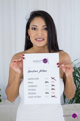 Cristina Miller - Czech VR Casting 083 - Latin Chick with Big Boobs [2K UHD 1920p]