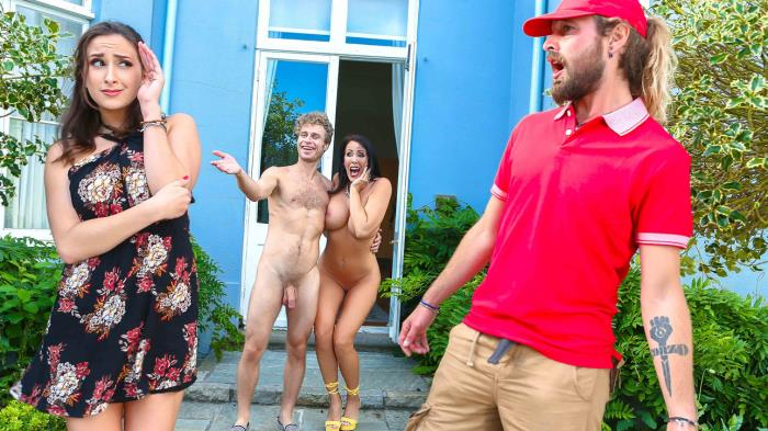 Ashley Adams, Reagan Foxx - Meet The Nudists Part 2 [DigitalPlayground] 480p