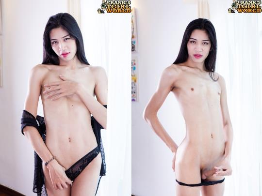 Franks-TGirlWorld: Hana Shows Off Her Cock! (HD/720p/719 MB) 08.10.2017