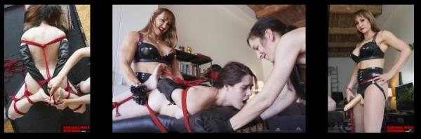 seriousimages - Mistress Miranda, Elise Graves, Katt Anomia - Pushed Around [HD, 720p]