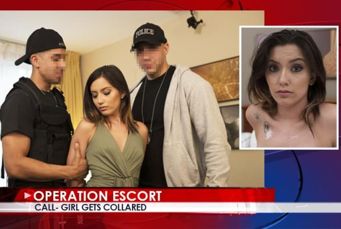 OperationEscort/FetishNetwork: Zara Brooks - Call-Girl Gets Collared [FullHD 1080p] (2.36 Gb)