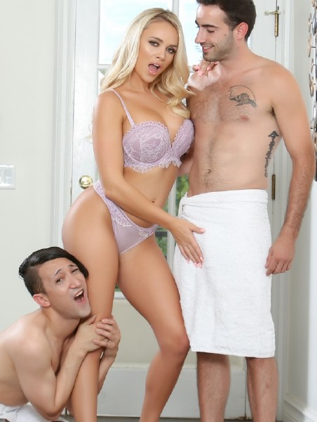 Alexis Monroe - What A Big Cock Compared To Yours  - Cucked   [FullHD 1080p]