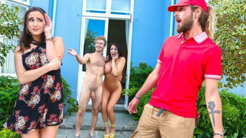 Ashley Adams, Reagan Foxx - Meet The Nudists Part 2 (21.10.2017/DigitalPlayground.com/SD/480p)