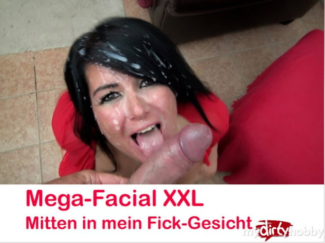 MyDirtyHobby/MDH: Alexandra-Wett - Mega-Facial XXL nach 3 Wochen Wichs-Pause - Mega-Facial XXL after 3 weeks Wichs-Pause - [FullHD 1080p] (31.02 Mb)
