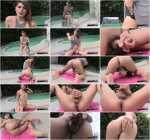 Monica Raven - Poolside Show With Monica Raven [HD, 720p] [Femout.xxx]